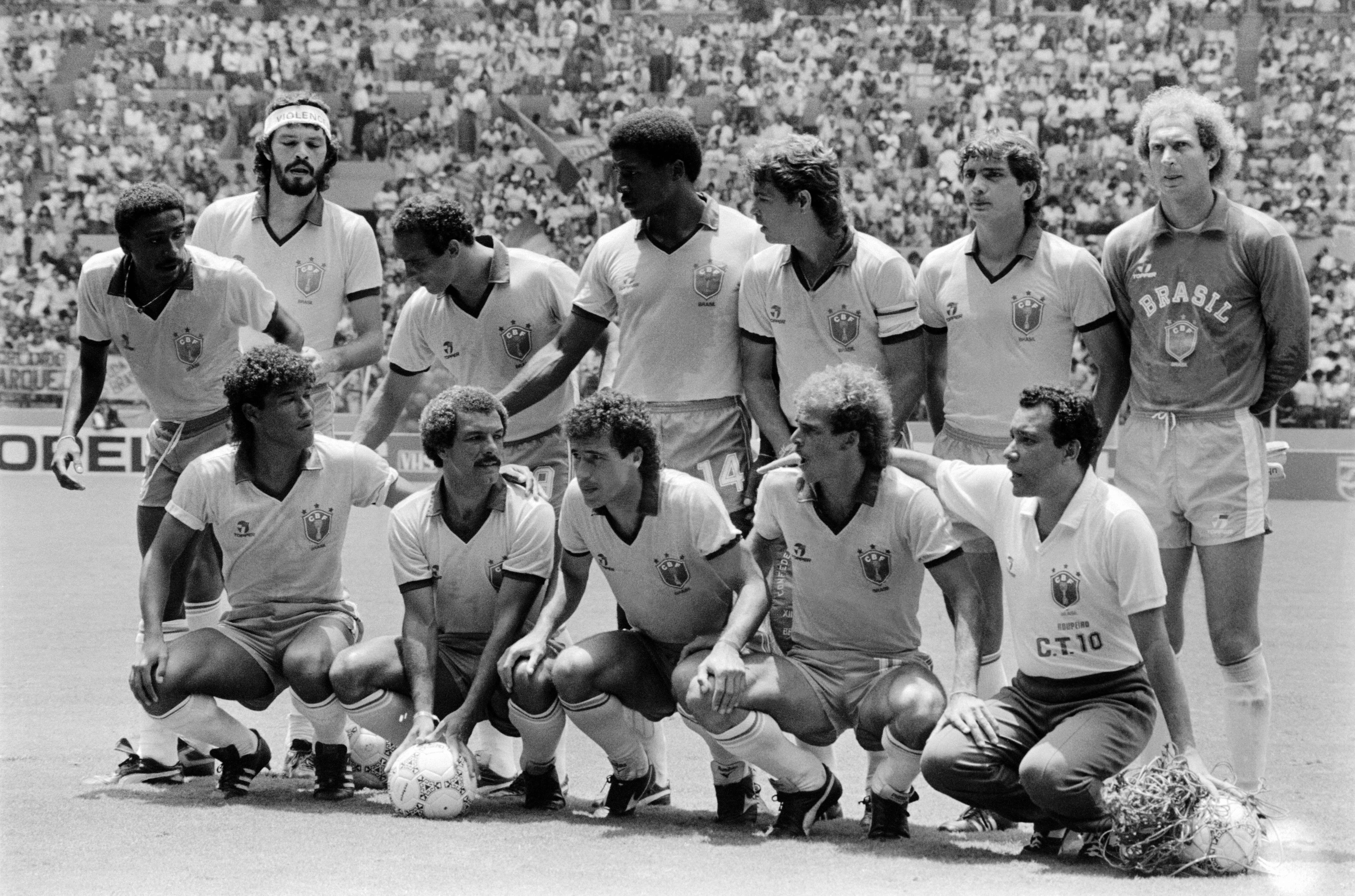 Бразилия 1986