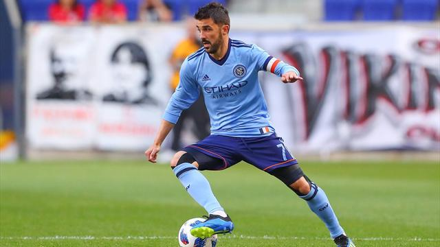 MLS: New York City-Toronto: La lesión de Villa amarga el debut de Torrent (2-1)