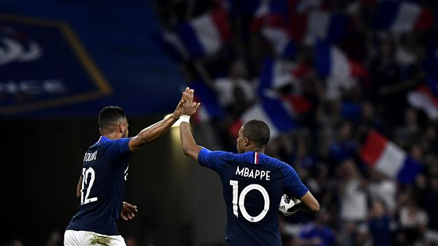 Kylian Mbappe earns France draw against USA