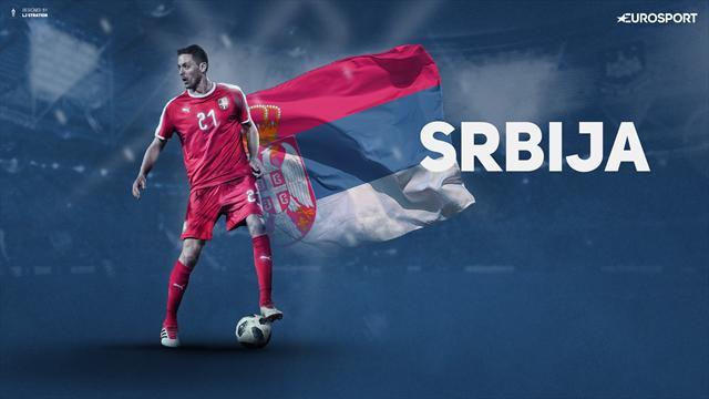 La Serbie, peu d'expérience mais beaucoup de talent