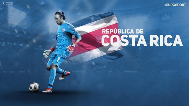 Le Costa Rica, avec l'envie de rééditer son exploit
