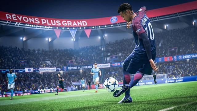 C'est confirmé : la Ligue des champions débarque sur FIFA 19