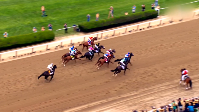 Longines Race of the Week - Belmont Stakes