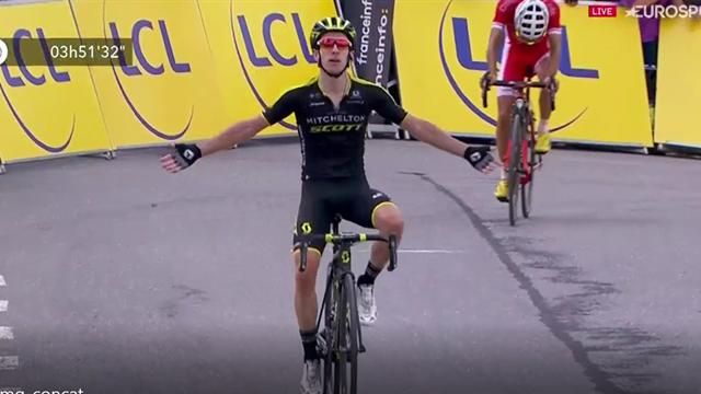 Dauphiné 2018 (7ª etapa): Geraint Thomas gana la carrera y Adam Yates, la última etapa