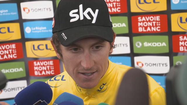 Thomas relives puncture nightmare