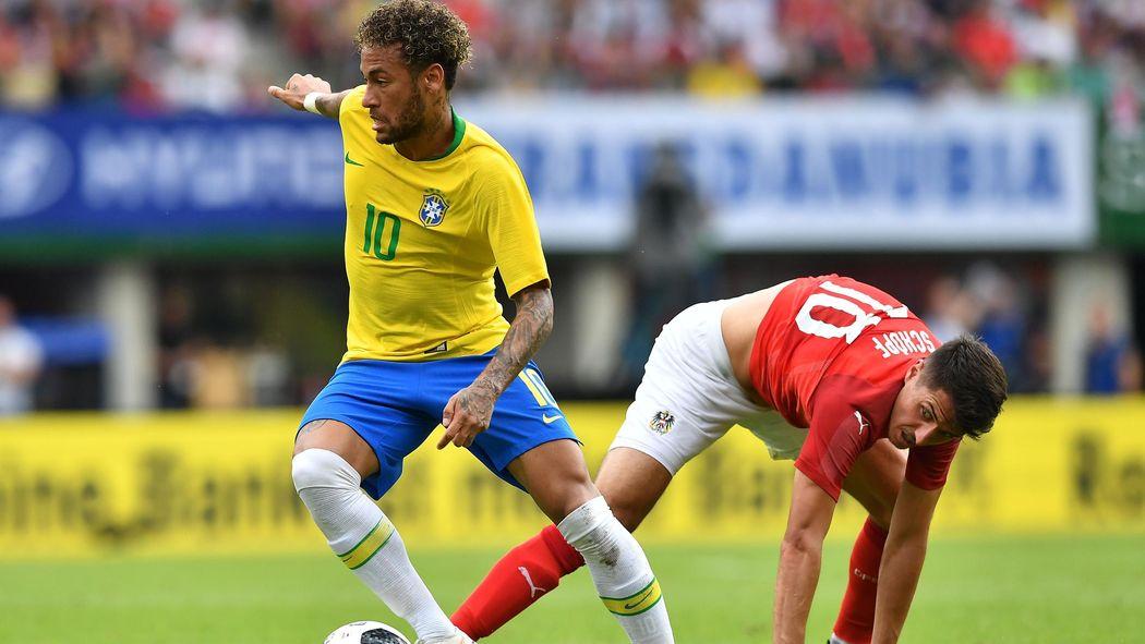 Amistosos Mundial  Austria Brasil La Hora De Neymar   Futbol Eurosport Espana