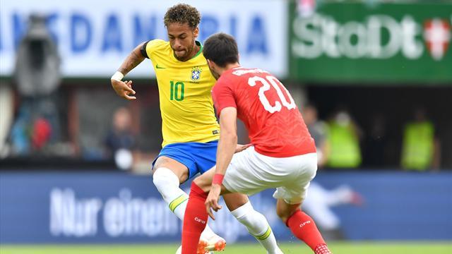 Un but de Neymar et une démonstration : le Brésil est prêt pour le Mondial