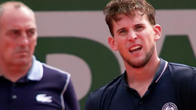 Was willst du da machen? Thiem fassungslos nach Nadal-Winner
