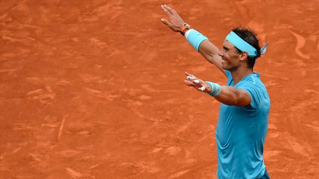 Nådesløse Nadal nedlagde Thiem i finalen