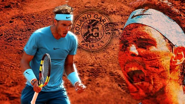 17 Majeurs pour Nadal : La course poursuite avec Federer continue
