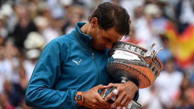 """""""Battre Rafa sur terre, c'est le challenge ultime du tennis"""""""