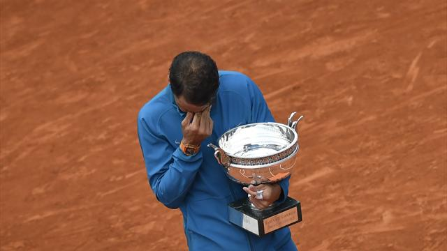 L'ovation du Chatrier a fait craquer Nadal