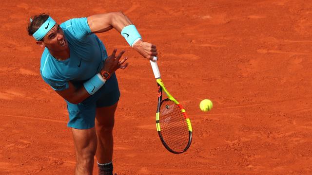 Nadal verteidigt sein Königreich: Die besten Szenen vom Finale