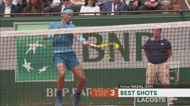 Roland Garros 2018: La magia de Rafa Nadal en cinco puntos inolvidables