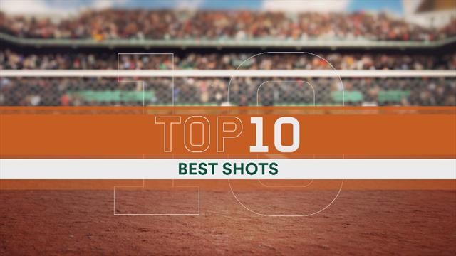Roland Garros: Top 10