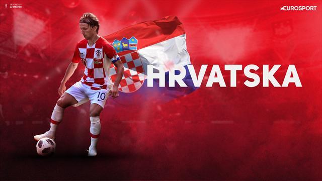 Vingt ans après, la Croatie souhaite imiter la génération Suker