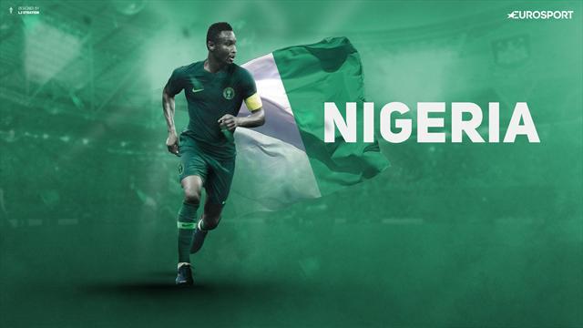 Le Nigéria, sans star mais pas sans ambition