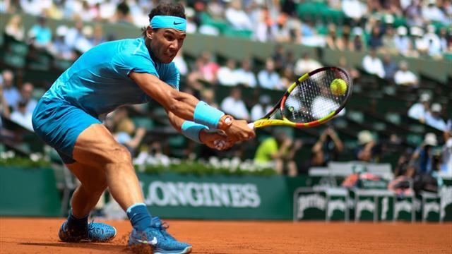 Nadal-Hammer: Die Top-5-Punkte des Finales