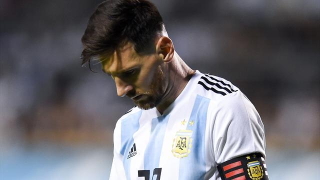 Исландия удержала ничью сАргентиной, Месси незабил пенальти