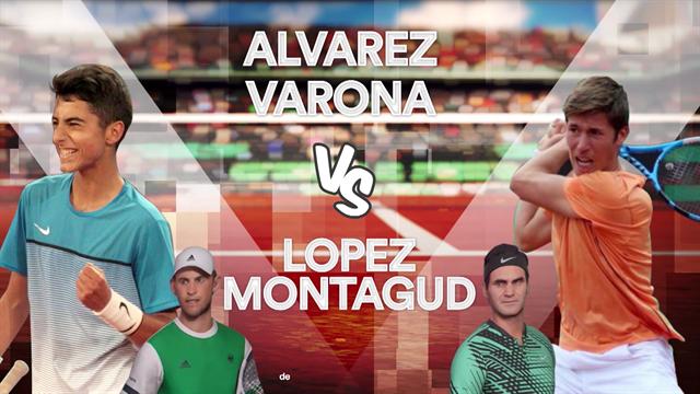 «Tu vas où là ?» : Avarez Varona et Lopez Montagud ont tout donné sur Tennis World Tour