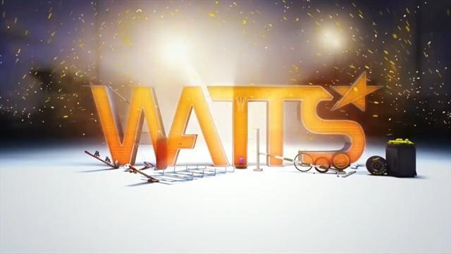 Roland Garros: WATTS
