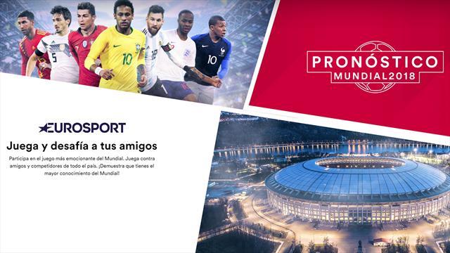 ¿Sabes qué es el Pronóstico Mundial 2018? ¡Juega con nosotros!