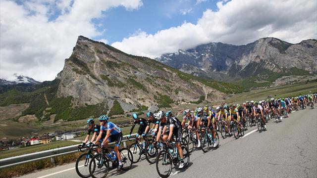 Ronde van Zwitserland: Tijd voor de derde etappe
