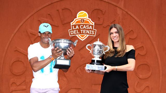 La Casa del Tenis (X): El análisis de Roland Garros 2018 con Nadal y Halep como triunfadores