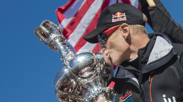 America's Cup: Zweimaliger Champion Spithill wechselt zu Luna Rossa