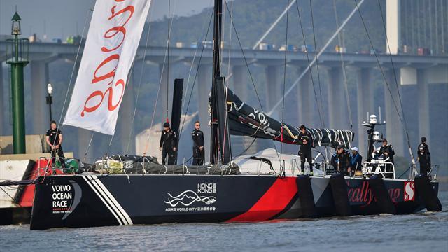 Vor Segel-Unglück: Fisher löste offenbar Sicherheitsleine