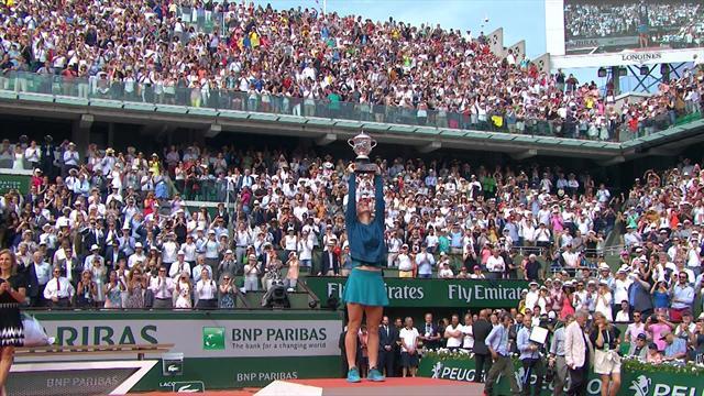 Der Kampf bis zur Krönung: So liefen die French Open 2018 für Simona Halep