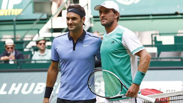 Zverev erkämpft sich Duell gegen Federer