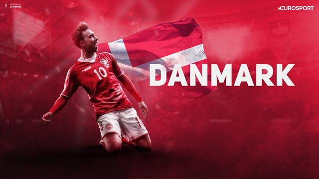 Le Danemark d'Eriksen n'a peur de rien