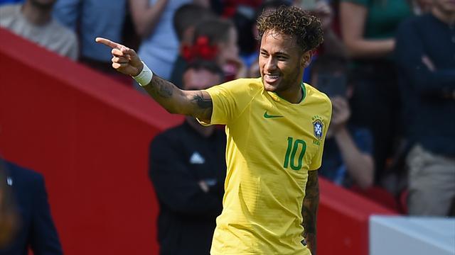Nos favoris en 60 secondes : le Brésil, bête blessée qui veut se faire pardonner