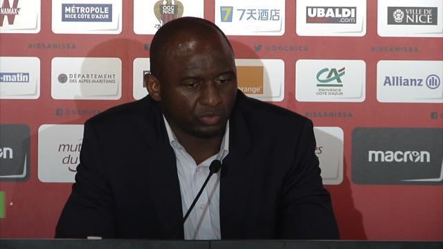 Vieira : «L'effectif sera amélioré»