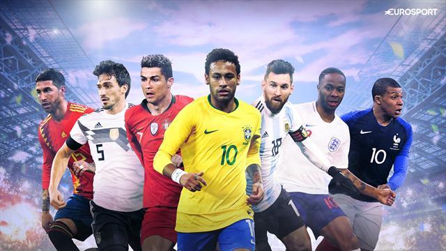 Forudsig resultater og udfordr dine venner i Eurosports nye VM-spil