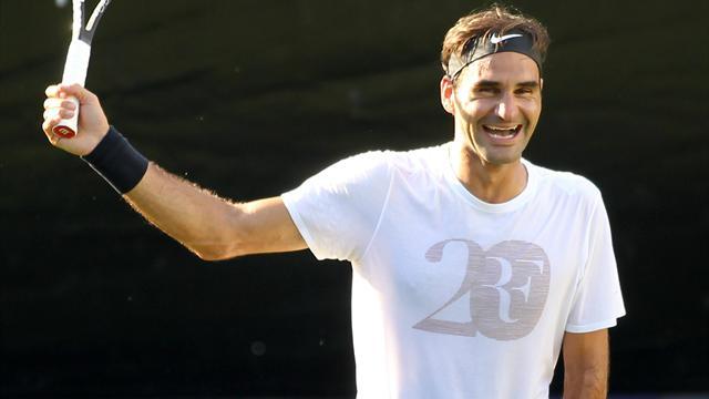 """Federer: """"Nummer eins für eine Woche, das wäre ein Spaß"""""""