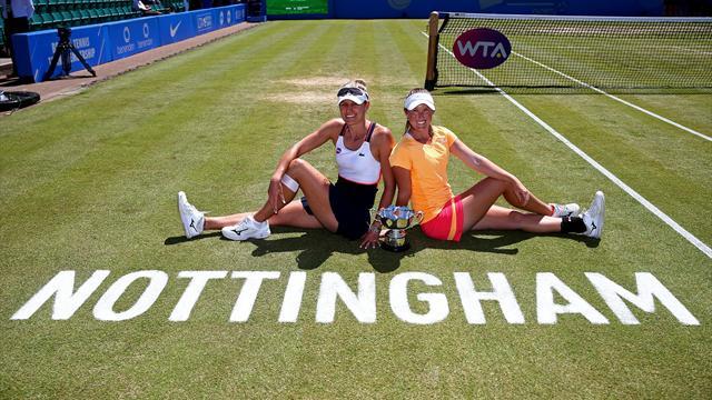 WTA битката от Нотингам пряко по Евроспорт