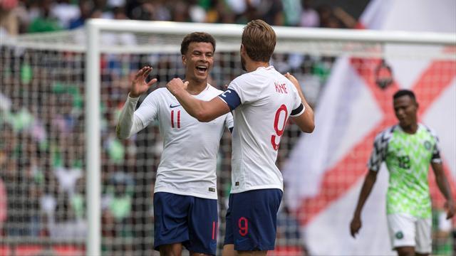 Das Streben nach Wiedergutmachung: England setzt auf den Tottenham-Stil