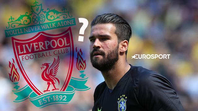 Euro Papers: Roma price Liverpool out of Alisson bidding