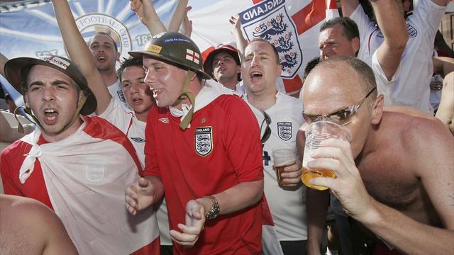 De vildeste fans til det kommende VM