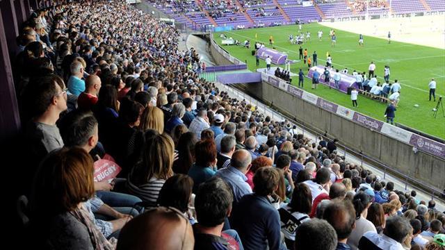 Casi 3.000.000 de espectadores siguieron el rugby en la temporada 2017-18