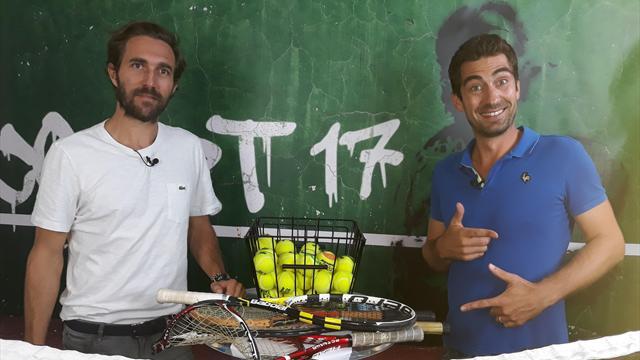 La course-poursuite Federer-Nadal, la transition terre/gazon : on en a parlé dans Court 17 !