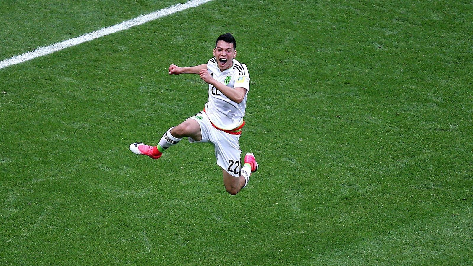 Video euroscout hirving lozano l 39 attraction mexicaine coupe du monde video eurosport - Classement buteur coupe de france ...