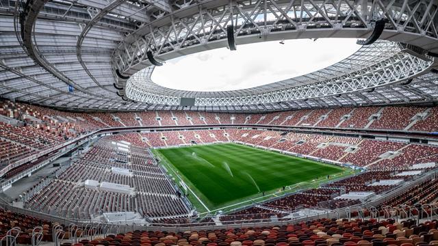 WM-Eröffnungspiel Russland - Saudi-Arabien live im TV und im Livestream