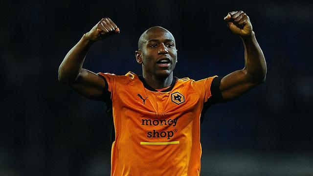 Benik Afobe signs for Stoke 11 days after signing permanently for Wolves