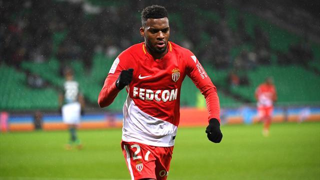 Lemar vers l'Atlético : Monaco annonce un «accord de principe»