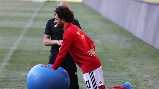 La participation de Salah sera décidée «au dernier moment»