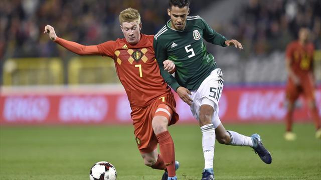 WM-Aus für Mexikos Verteidiger Reyes
