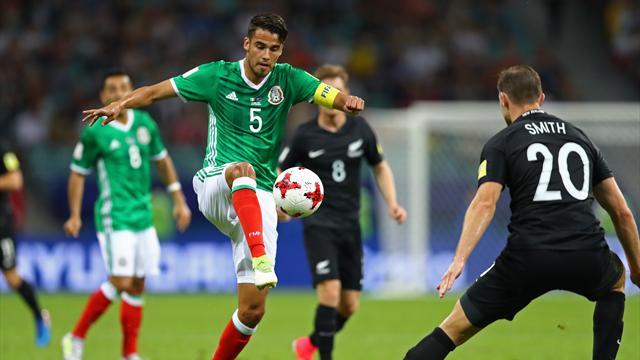 Защитник сборной Мексики Рейес пропустит чемпионат мира, его заменит игрок «Пачуки»